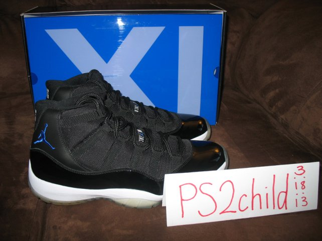 Deadstock Air Jordan XI Spacejams Size 10.5 $300 Shipped
