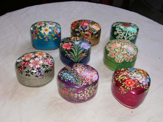 Paper Mache Boxes Photo, Detailed about Paper Mache Boxes Picture
