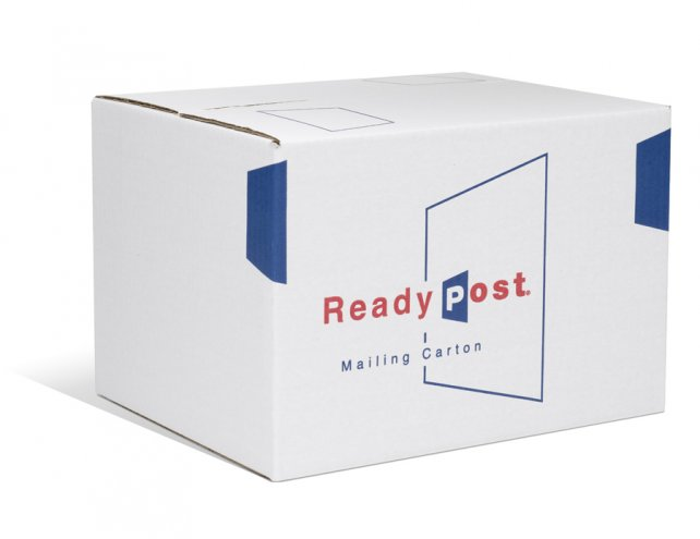 ReadyPost 12 x 10 x 8–inch Mailing Carton - The Postal Store @ USPS