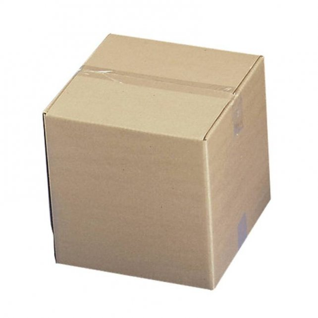 Sparco Corrugated Shipping Cartons - 8 x 8 x 8 - Pack of 25
