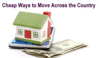 The cheapest ways to move interstate