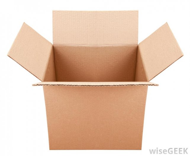 What is a Cardboard Box? (with picture)